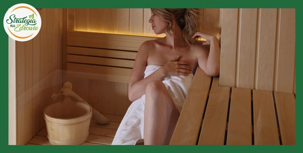 sauna oczyszczanie organizmu